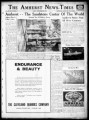 Amherst News-Times, 1939-09-22, 125th Anniversary Edition 1