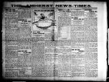 The Amherst news-times. (Amherst, Ohio), 1920-07-29