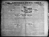 The Amherst news-times. (Amherst, Ohio), 1920-08-05