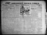 The Amherst news-times. (Amherst, Ohio), 1920-08-12