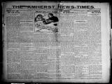 The Amherst news-times. (Amherst, Ohio), 1920-10-07