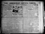 The Amherst news-times. (Amherst, Ohio), 1920-10-21