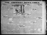 The Amherst news-times. (Amherst, Ohio), 1920-11-11