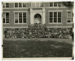 Wilberforce University class photograph