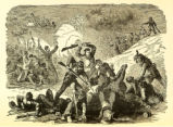 'Massacre at Fort Pillow' illustration