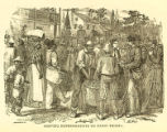 'Serving Refreshments to Union Troops' illustration