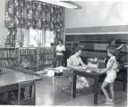Way Public Library - Childrens Department 1960's