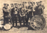 Perrysburg Citizen Band early 1920s