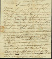 Aaron Chapman letter to John Morrison, Kendal, 8th mo 17th, 1818