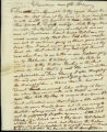 Isaac Hutchin letter to Thomas Rotch, Providence, 1 mo 17th 1801