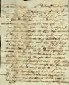 Richard Imlay letter to Thomas Rotch, Philadephia 5 mo 2, 1814