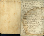 Mary Rodman's Account book, December, 1785-December, 1787