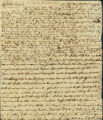 Copies of correspondence, Esther Maud Tuke and Mary Rodman, 31st 3 mo 1759 through 13th 7 mo 1792.