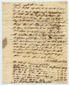 Daniel Udall letter to William Rotch Jr., August 23, 1793