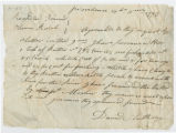 David Anthony letter to Thomas Rotch, 18 da 11 mo 1793