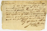 Jacob Barker letter to Thomas Rotch, New York, 9 mo 23rrd 1811