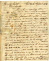 Jacob Barker letter to Thomas Rotch, New York 1st of 2 mo 1812