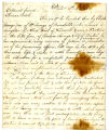 Thomas Coffin letter to Thomas Rotch, Philadelphia, 10th 4th mo 1813