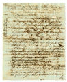 Homberg & Homberg Freres letter to Thomas Rotch, Havre, the 25th June, 1792