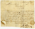Joseph Hussey letter to Thomas Rotch, Boston, Nov 9 1797