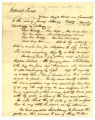 Johnson and Warner letter to Thomas Rotch, 11 mo 19. 1811
