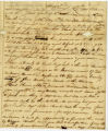 Luke Loomis letter to Thomas Rotch, Pittsburgh, 14th June 1821