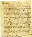 Samuel Rodman letter to Thomas Rotch, Nantucket 12 mo 15 1791