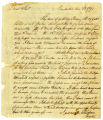 Samuel Rodman letter to Thomas Rotch, Nantucket 10 mo 18, 1791
