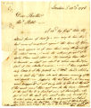 Benjamin Rotch letter to Thomas Rotch, London, 3d mo 3rd 1796