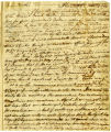William Rotch Jr. letter to Thomas Rotch, Philadelphia, 1 mo 24. 1794