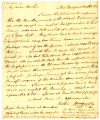 William Rotch Jr. letter to Thomas Rotch, New Bedford, 11 mo 18 1804