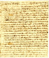 William Rotch Jr. letter to Thomas Rotch, New Bedford, 4 mo 1 1814