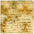 Thomas Townsend letter to Thomas Rotch, Wooster, 22nd of the 6th Mo 1818