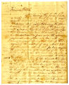 Nemiah Allen letter to Thomas Rotch, Chagrin River, Ohio, 4th Month 30th 1823