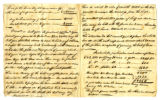 Levi Allen letter to Thomas Rotch, Providence the 13th of 4 mo 1799