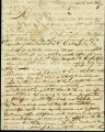 Thomas Vickers & Son letter to Thomas Rotch, Caln Pottery, 7 Month 5th 1817