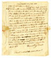 Humphrey Davis letter to Thomas Rotch, New Bedford, 3 mo 28, 1817