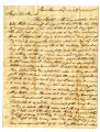 Humphrey Davis letter to Thomas Rotch, Fair Haven, 3rd mo 7th, 1820