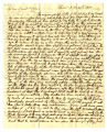 Miers Fisher letter to Thomas Rotch, Philadelphia 3 mo 24th 1818
