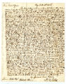 Miers Fisher letter to Thomas Rotch, NY, 6 mo 11th, 1818