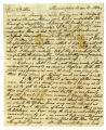 Samuel R. Fisher letter to Thomas Rotch, Philadelphia, 10 mo 15, 1800