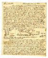 Samuel R. Fisher letter to Thomas Rotch, Philadelphia 3 mo 6, 1813