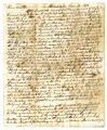 Samuel R. Fisher letter to Thomas Rotch, Philadelphia 11 mo 15, 1813