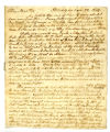 Samuel R. Fisher letter to Thomas Rotch, Philadelphia 1 mo. 22, 1814