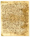 Samuel R. Fisher letter to Thomas Rotch, Philadelphia, 6 mo 9, 1814