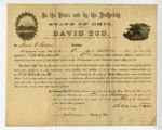 James C. Gribben - Certificate of Officer's Appointment