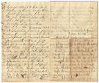 Hiram Reed letter to Ammie McConnell, November 11, 1862