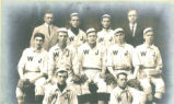 Baseball team, West Jefferson High School 1906