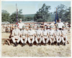 Staff, 2d Battalion, 148th Infantry
