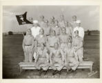 Headquarters and Headquarters Company, 112th Medical Battalion photograph